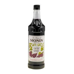 Monin® Wild Grape Syrup PET - Home Of Coffee