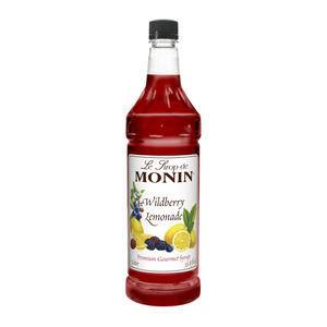 Monin® Wildberry Lemonade Syrup PET - Home Of Coffee