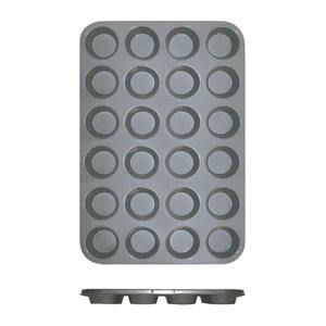 Muffin Pan Nonstick 24 Cup - Home Of Coffee