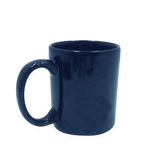 Mug Cobalt Blue 11 oz - Home Of Coffee