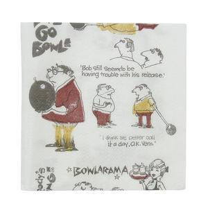 "Napkin Cocktail Jokes 10"" x 10"" - Home Of Coffee"