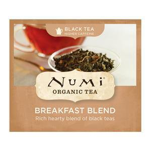 Numi® Breakfast Blend Tea - Home Of Coffee