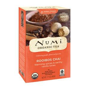 Numi® Rooibos Chai Tea - Home Of Coffee