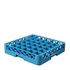 OptiClean™ Rack 36 Compartment Blue - Home Of Coffee
