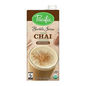 Pacific® Barista Series™ Organic Chai Latte - Home Of Coffee