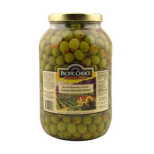 Pacific Choice™ Olive Manzanilla Pimiento 240-260 - Home Of Coffee