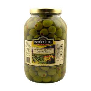 Pacific Choice™ Olive Queen Pimiento 100-110 - Home Of Coffee