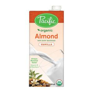 Pacific® Organic Almond Vanilla Beverage - Home Of Coffee