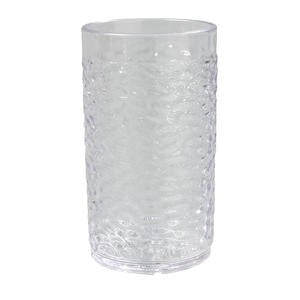 Pebble Optic™ Tumbler Clear 8 oz - Home Of Coffee