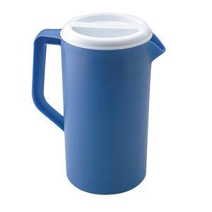 Pitcher Economy with Lid Periwinkle 2.25 qt - Home Of Coffee