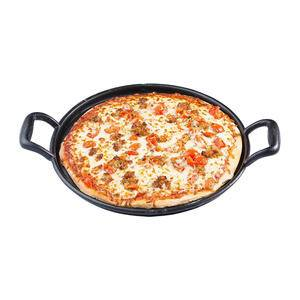 "Pizza Pan 13 1/2"" - Home Of Coffee"