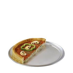 "Pizza Pan Wide Rim 13"" - Home Of Coffee"