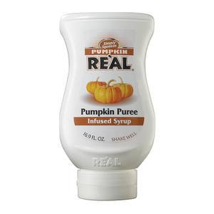 Pumpkin Reál® Infused Syrup - Home Of Coffee