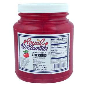 Royal Willamette™ Cherry Halves - Home Of Coffee