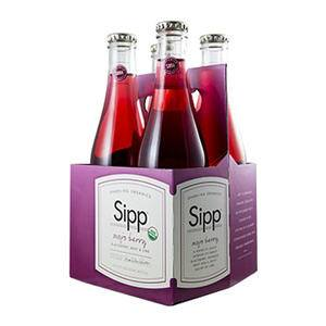 Sipp® Organic Mojo Berry Bottle - Home Of Coffee