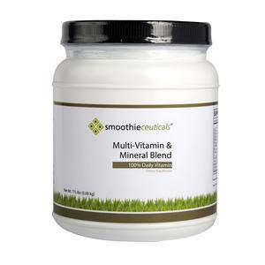 smoothieceuticals® Multi-Vitamin & Mineral Blend - Home Of Coffee