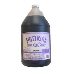 Snow Cone Grape Syrup - Home Of Coffee