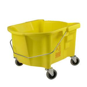 Splash Guard™ Bucket Yellow 26 qt - Home Of Coffee
