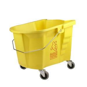 Splash Guard™ Bucket Yellow 35 qt - Home Of Coffee