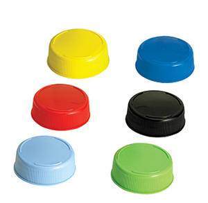 Squeeze Bottle End Cap Assorted 53 mm - Home Of Coffee