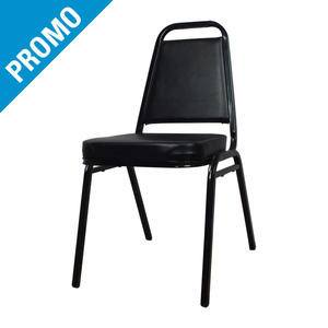 Stack Chair Standard Black - Home Of Coffee
