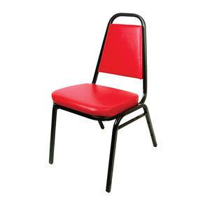 Stack Chair Standard Red - Home Of Coffee