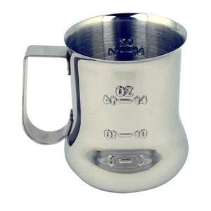 Steaming Pitcher 18 oz - Home Of Coffee