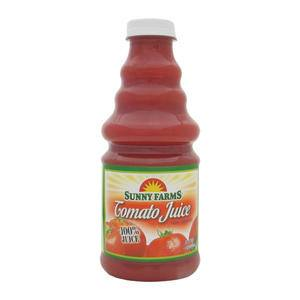 Sunny Farms Tomato Juice - Home Of Coffee