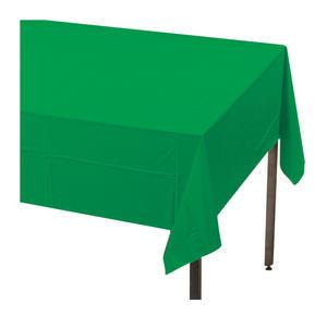 "Tablecover Green 54"" x 108"" - Home Of Coffee"