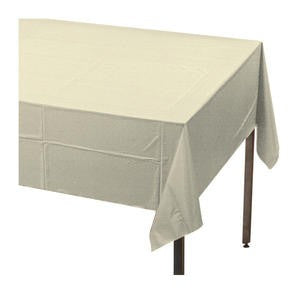 "Tablecover Ivory 54"" x 108"" - Home Of Coffee"