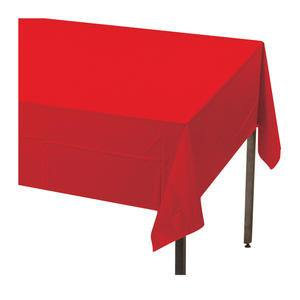 "Tablecover Red 54"" x 108"" - Home Of Coffee"