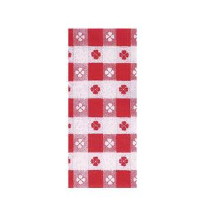 "Tablecover Roll Red Checkered 40"" x 300' - Home Of Coffee"