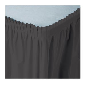 Tableskirt Black 14' - Home Of Coffee