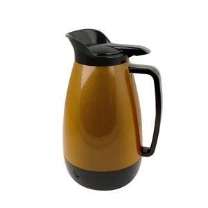 Thermo-Serv™ Flip Top Black/Copper 2 ltr - Home Of Coffee