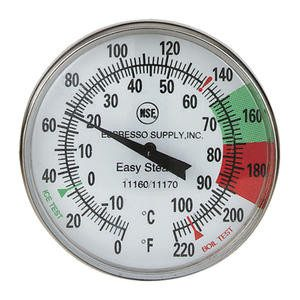 "Thermometer Easy Steam 5"" - Home Of Coffee"