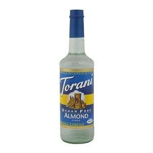 Torani® Almond Syrup Sugar Free - Home Of Coffee
