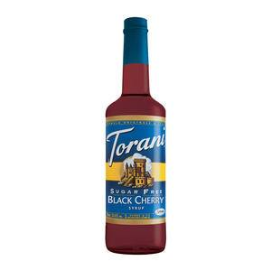 Torani® Black Cherry Syrup Sugar Free - Home Of Coffee