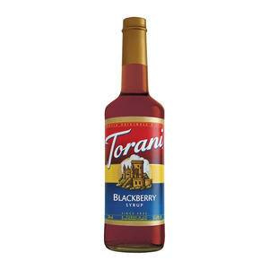 Torani® Blackberry Syrup - Home Of Coffee