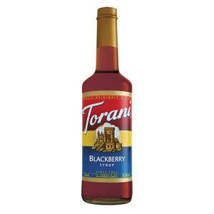 Torani® Blackberry Syrup PET - Home Of Coffee