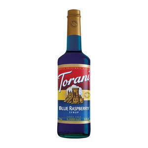 Torani® Blue Raspberry Syrup - Home Of Coffee