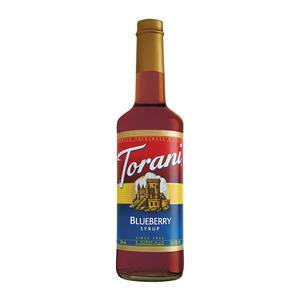 Torani® Blueberry Syrup - Home Of Coffee