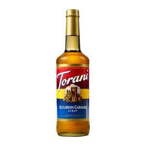 Torani® Bourbon Caramel Syrup - Home Of Coffee