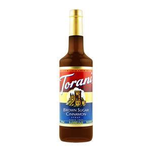 Torani® Brown Sugar Cinnamon Syrup PET - Home Of Coffee