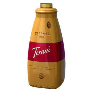 Torani® Caramel Sauce - Home Of Coffee