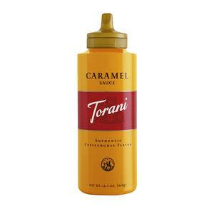 Torani® Caramel Sauce Retail - Home Of Coffee