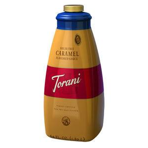 Torani® Caramel Sugar Free Sauce - Home Of Coffee