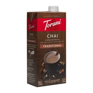 Torani® Chai Traditional Concentrate - Home Of Coffee