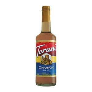 Torani® Cinnamon Syrup - Home Of Coffee