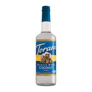 Torani® Coconut Syrup Sugar Free PET - Home Of Coffee