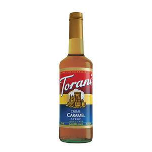 Torani® Creme Caramel Syrup - Home Of Coffee